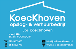 Koeckhoven opslag
