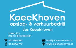 Jos Koeckhoven Verhuur